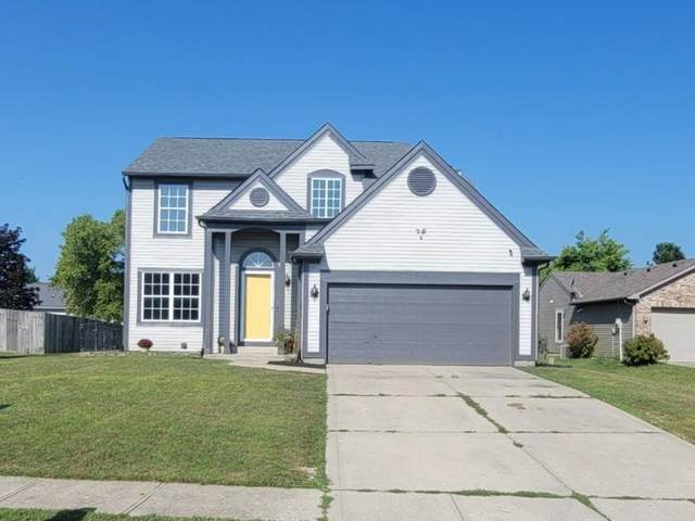 5944 Petersburg Drive, Indianapolis, IN 46254 (MLS #21804974) :: Mike Price Realty Team - RE/MAX Centerstone