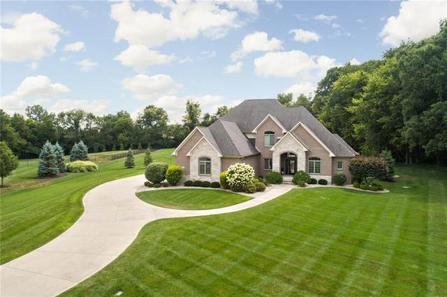 5220 Serenity Woods Lane, Bargersville, IN 46106 (MLS #21805009) :: Mike Price Realty Team - RE/MAX Centerstone