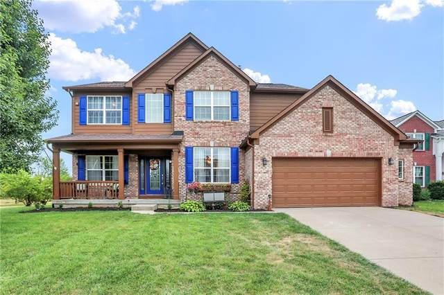 3989 Ivory Court, Carmel, IN 46074 (MLS #21805096) :: Mike Price Realty Team - RE/MAX Centerstone