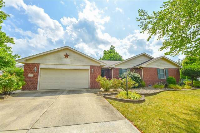 424 Snyder Court, Seymour, IN 47274 (MLS #21805146) :: Mike Price Realty Team - RE/MAX Centerstone