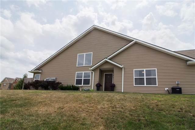 11439 Stones Court #104, Fishers, IN 46037 (MLS #21805195) :: Mike Price Realty Team - RE/MAX Centerstone