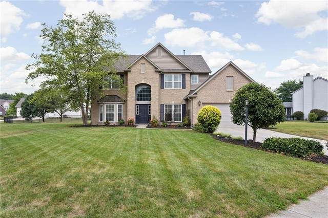 9010 Tenton Court, Indianapolis, IN 46278 (MLS #21805214) :: Mike Price Realty Team - RE/MAX Centerstone