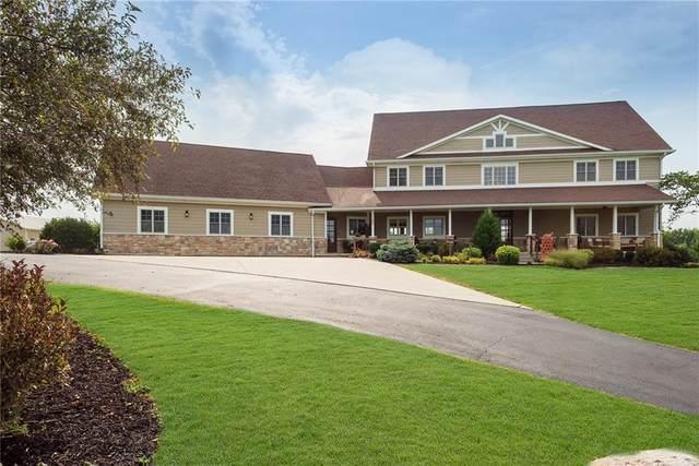 5767 N 100 E, Alexandria, IN 46001 (MLS #21805231) :: The ORR Home Selling Team