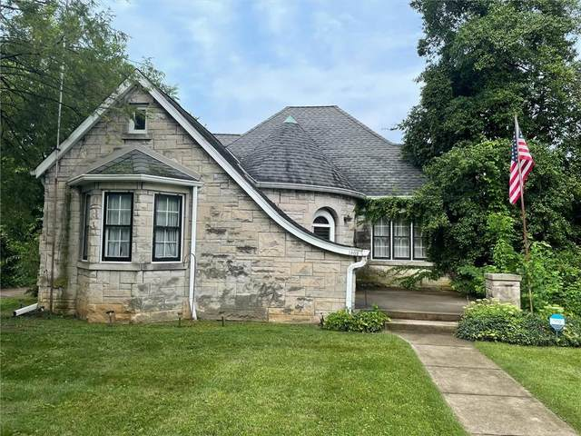 1802 Pennsylvania Street, Columbus, IN 47201 (MLS #21805243) :: Mike Price Realty Team - RE/MAX Centerstone
