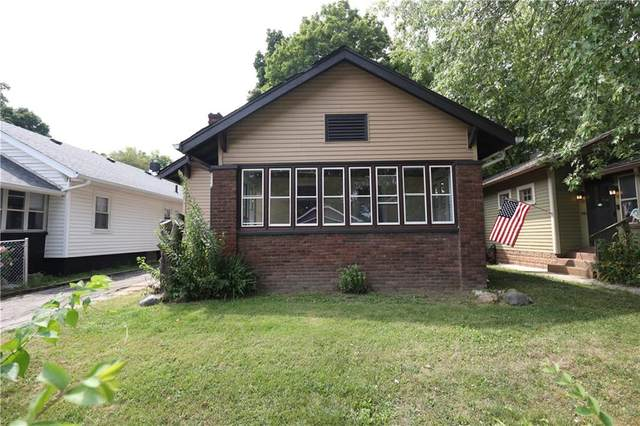 4308 Guilford Avenue, Indianapolis, IN 46205 (MLS #21805246) :: JM Realty Associates, Inc.