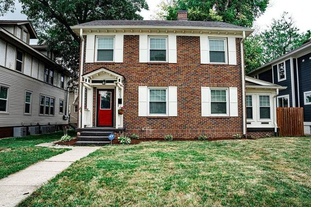 3263 Central Avenue, Indianapolis, IN 46205 (MLS #21805259) :: The Evelo Team