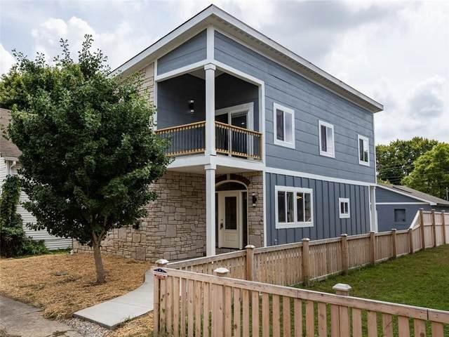 1005 Harrison Street, Indianapolis, IN 46202 (MLS #21805286) :: Heard Real Estate Team | eXp Realty, LLC