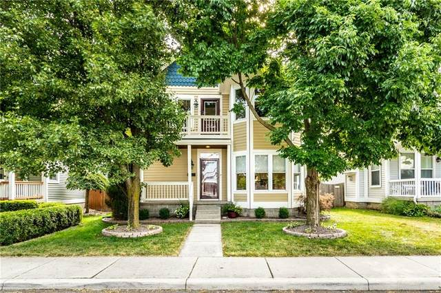 2429 N Delaware Street, Indianapolis, IN 46205 (MLS #21805302) :: The Evelo Team