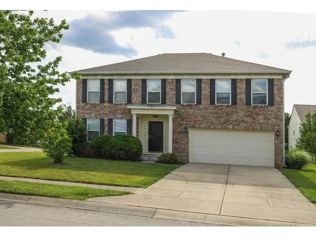 14136 Country Breeze Lane, Fishers, IN 46038 (MLS #21805305) :: The Evelo Team