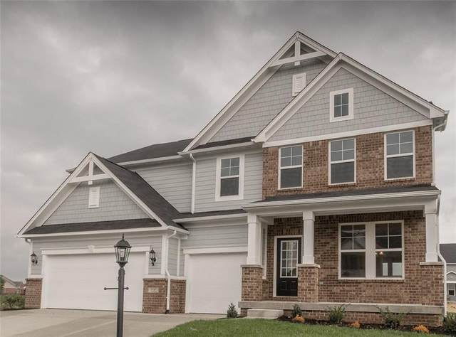 18867 Dooney Court, Noblesville, IN 46062 (MLS #21805320) :: Mike Price Realty Team - RE/MAX Centerstone