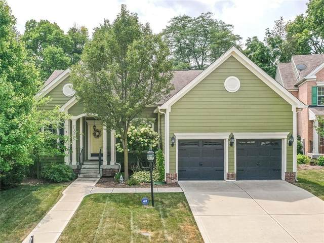 13391 Lubeck Drive, Fishers, IN 46037 (MLS #21805377) :: Pennington Realty Team