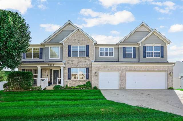 8837 Nest Way, Indianapolis, IN 46231 (MLS #21805401) :: The ORR Home Selling Team