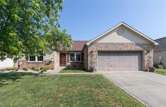 1114 Springwater Drive, Greenwood, IN 46143 (MLS #21805411) :: The Evelo Team