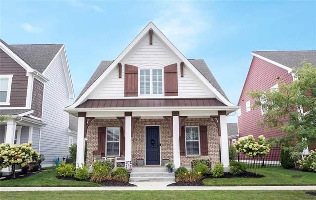 1703 Avondale Drive, Westfield, IN 46074 (MLS #21805438) :: Ferris Property Group