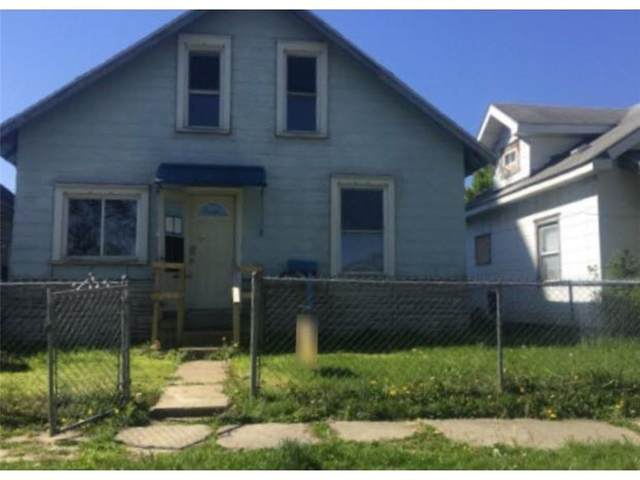 1615 W 1st Street, Marion, IN 46952 (MLS #21805446) :: Mike Price Realty Team - RE/MAX Centerstone