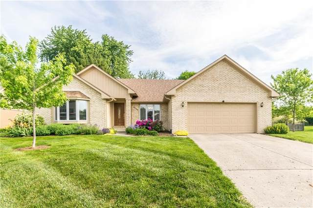6040 Buck Trail Road, Indianapolis, IN 46237 (MLS #21805464) :: Pennington Realty Team