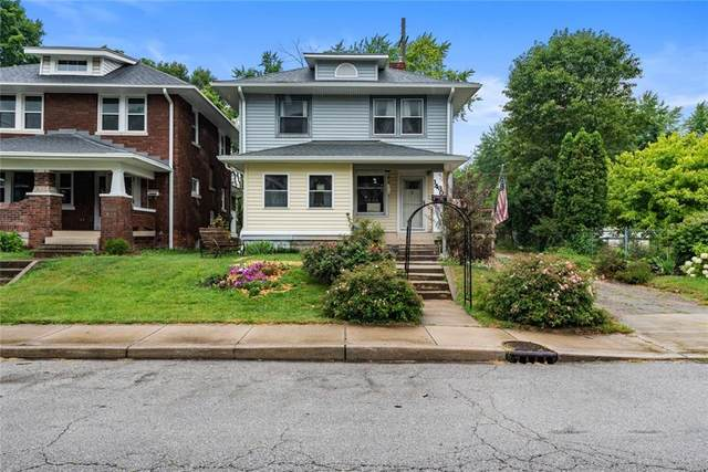 1430 N Lasalle Street, Indianapolis, IN 46201 (MLS #21805473) :: The Indy Property Source