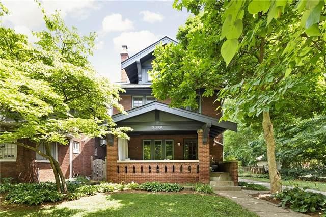 3955 N Washington Boulevard, Indianapolis, IN 46205 (MLS #21805512) :: Heard Real Estate Team | eXp Realty, LLC