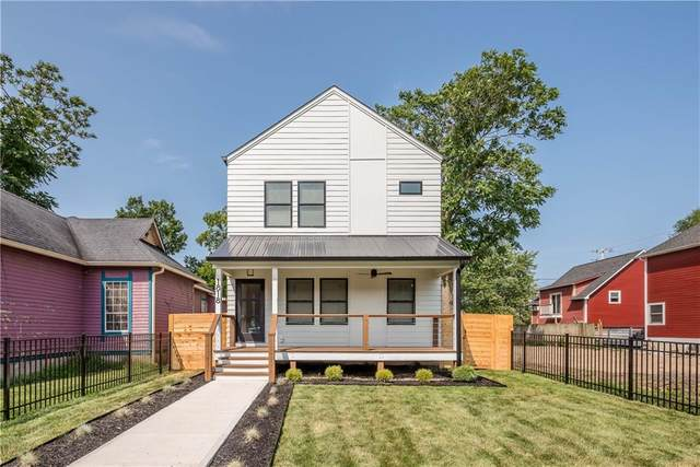 1818 Ruckle Street, Indianapolis, IN 46202 (MLS #21805540) :: Ferris Property Group