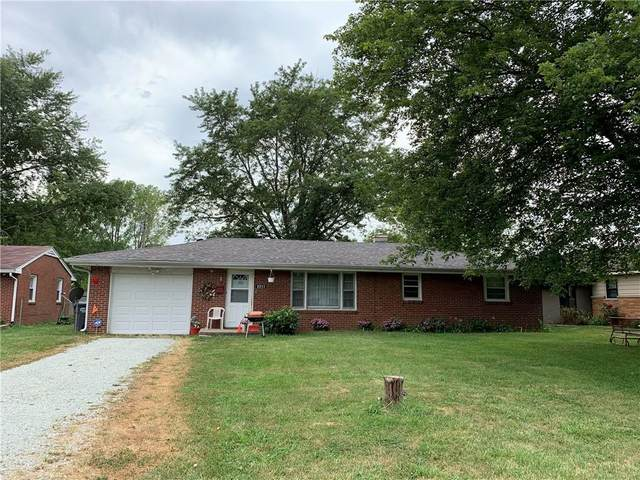 2211 Costello Drive, Anderson, IN 46011 (MLS #21805555) :: Mike Price Realty Team - RE/MAX Centerstone