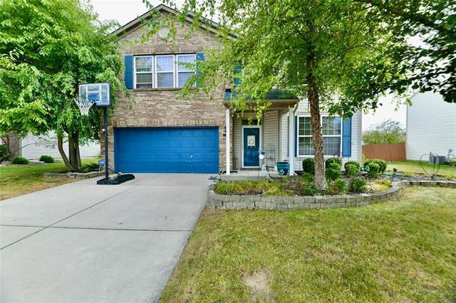 2327 Black Gold Drive, Avon, IN 46123 (MLS #21805593) :: Ferris Property Group