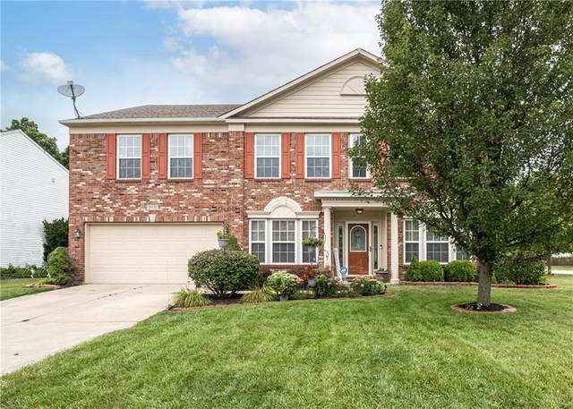 10130 Eagle Eye Way, Indianapolis, IN 46234 (MLS #21805613) :: The Evelo Team