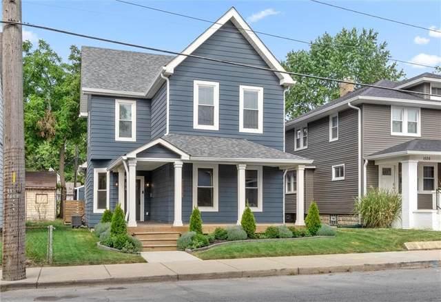 1530 S East Street, Indianapolis, IN 46225 (MLS #21805632) :: Richwine Elite Group