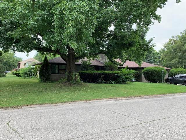 125 Millcreek Drive, Chesterfield, IN 46017 (MLS #21805634) :: Mike Price Realty Team - RE/MAX Centerstone