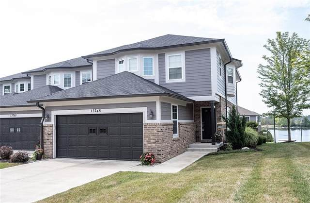 13745 E Voyager Drive, Fishers, IN 46037 (MLS #21805679) :: JM Realty Associates, Inc.