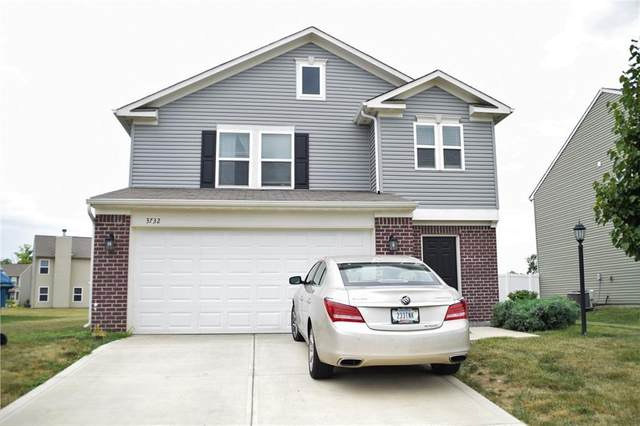 3732 Rinehall Drive, Indianapolis, IN 46235 (MLS #21805763) :: Pennington Realty Team
