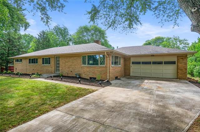 1251 E 88th Street, Indianapolis, IN 46240 (MLS #21805803) :: Mike Price Realty Team - RE/MAX Centerstone