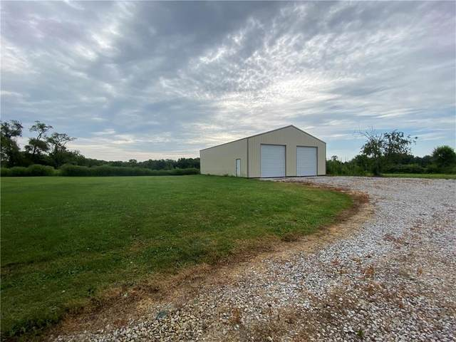 3439 W Us Highway 40, Clayton, IN 46118 (MLS #21805839) :: The Evelo Team