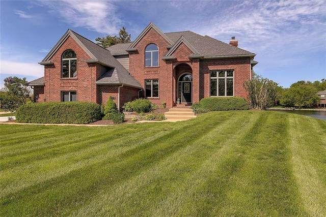 915 Champion Court, Columbus, IN 47201 (MLS #21805854) :: Mike Price Realty Team - RE/MAX Centerstone