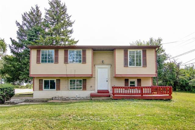8011 E 34th Street, Indianapolis, IN 46226 (MLS #21805863) :: Pennington Realty Team