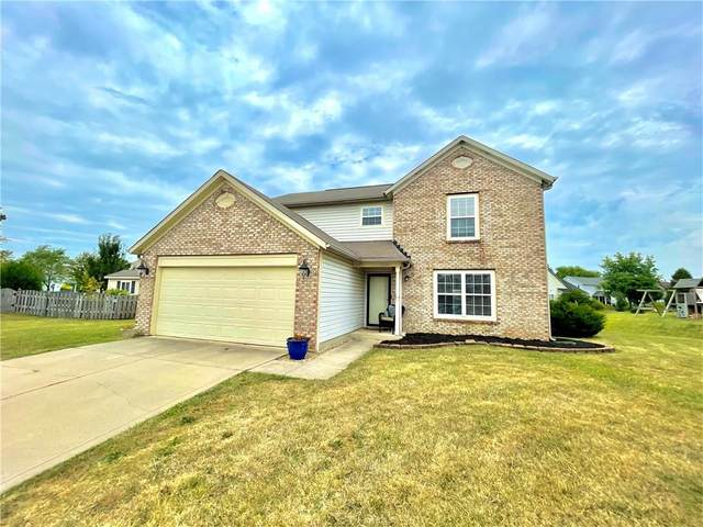 10691 Sparrow Court, Noblesville, IN 46060 (MLS #21805881) :: Mike Price Realty Team - RE/MAX Centerstone