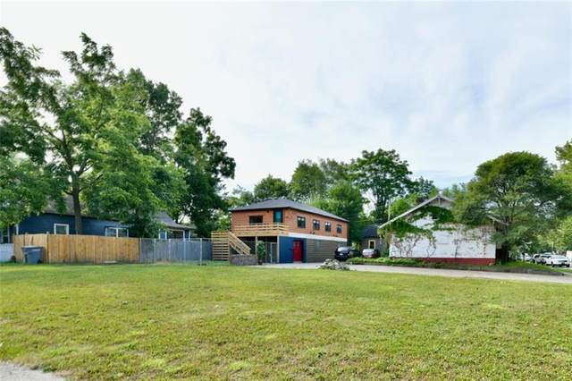 3501-3509 Brookside Parkway South Drive, Indianapolis, IN 46201 (MLS #21805901) :: Mike Price Realty Team - RE/MAX Centerstone