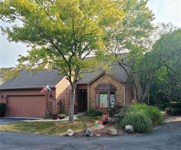 8329 Sand Point Way, Indianapolis, IN 46240 (MLS #21805911) :: Pennington Realty Team
