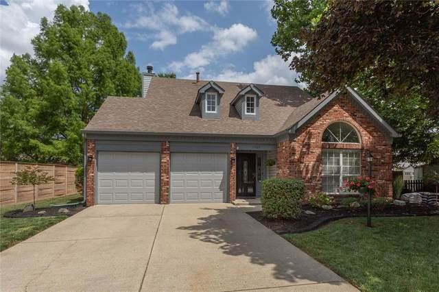 11423 Trenton Court, Fishers, IN 46038 (MLS #21805970) :: Mike Price Realty Team - RE/MAX Centerstone