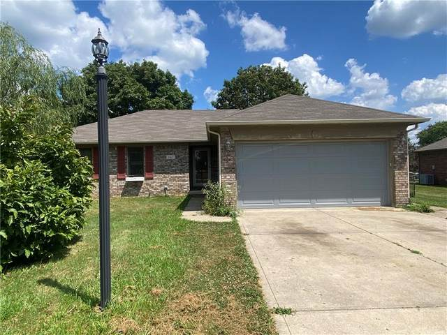 1167 Money Lane, Danville, IN 46122 (MLS #21805982) :: Mike Price Realty Team - RE/MAX Centerstone