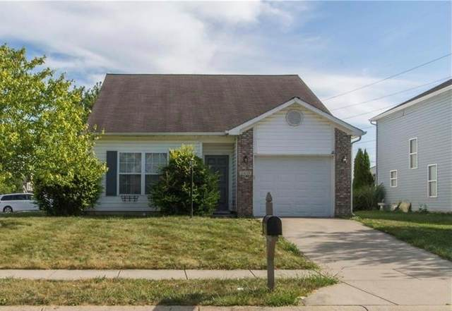 11439 Narrowleaf Drive, Indianapolis, IN 46235 (MLS #21805992) :: Mike Price Realty Team - RE/MAX Centerstone