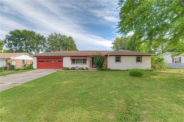 1310 Stafford Road, Plainfield, IN 46168 (MLS #21806000) :: Mike Price Realty Team - RE/MAX Centerstone