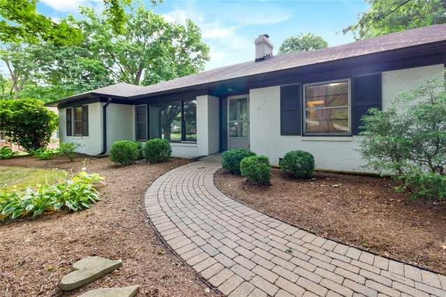 7955 Windcombe Boulevard, Indianapolis, IN 46240 (MLS #21806106) :: Mike Price Realty Team - RE/MAX Centerstone