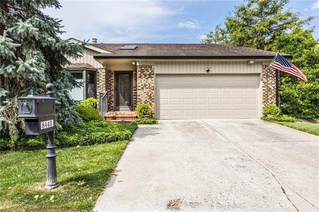 8440 Quail Hollow Road #11, Indianapolis, IN 46260 (MLS #21806109) :: Heard Real Estate Team | eXp Realty, LLC
