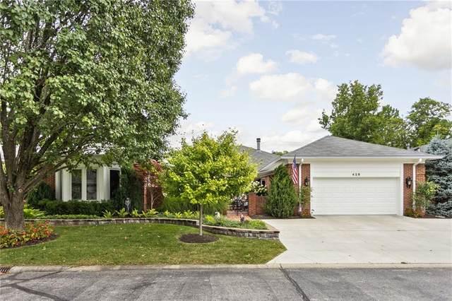 426 Sugar Tree Lane, Indianapolis, IN 46260 (MLS #21806130) :: Pennington Realty Team