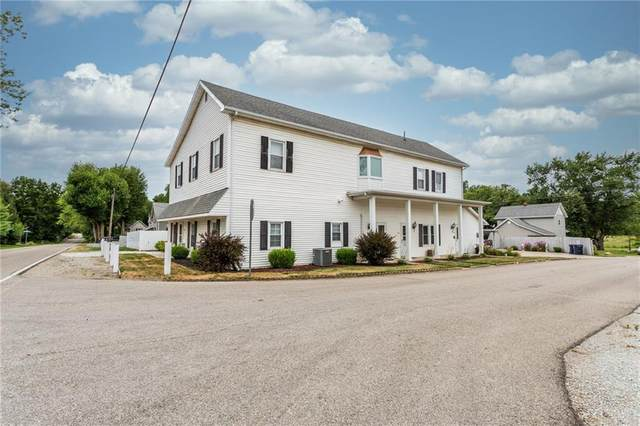 238 E 1100 N, Alexandria, IN 46001 (MLS #21806159) :: The ORR Home Selling Team