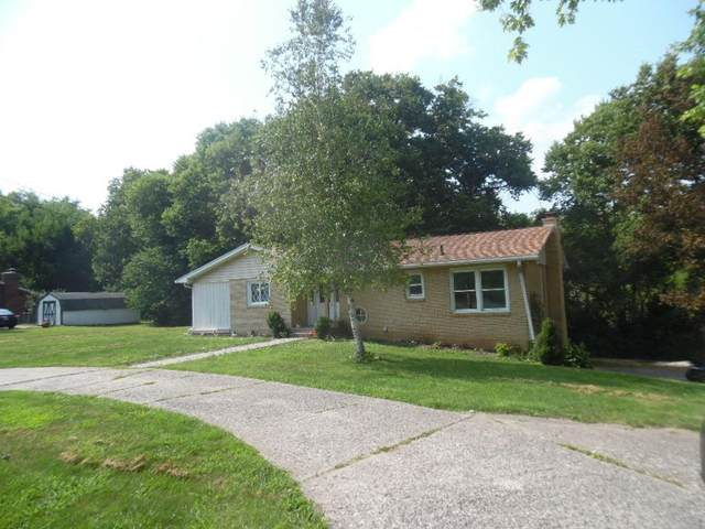 10520 W Sr 32, Yorktown, IN 47396 (MLS #21806165) :: The ORR Home Selling Team