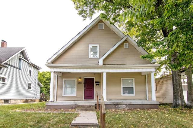 2805 Boulevard Place, Indianapolis, IN 46208 (MLS #21806169) :: The Evelo Team