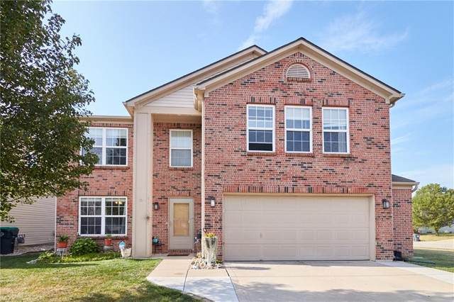 865 Durham Way, Greenwood, IN 46143 (MLS #21806181) :: Mike Price Realty Team - RE/MAX Centerstone