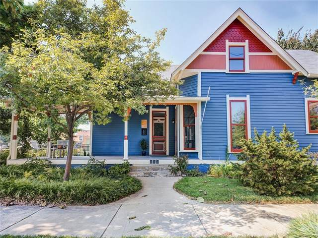 526 S Pine Street, Indianapolis, IN 46203 (MLS #21806184) :: The Evelo Team