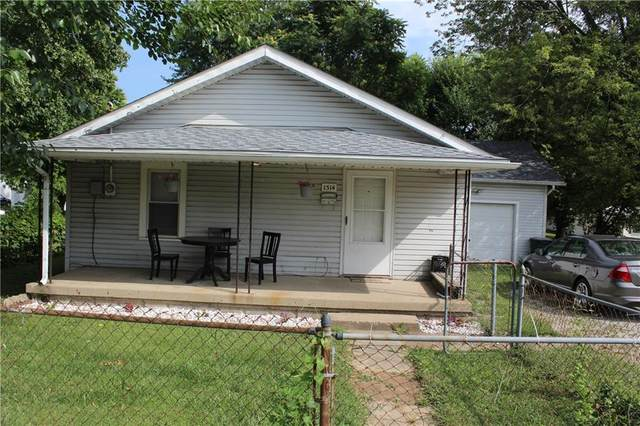1514 E 18th Street, Anderson, IN 46016 (MLS #21806186) :: Mike Price Realty Team - RE/MAX Centerstone